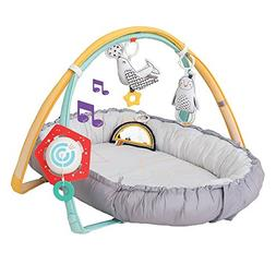 Taf Toys 4 in 1 Music & Light Thickly Padded Newborn Cozy Ma