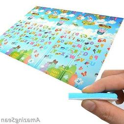 10mm Thick Baby Play Mat, Waterproof Camping Mat, Baby Care