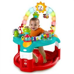 2 in 1 silly sunburst activity gym