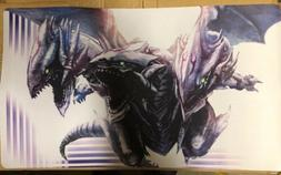 3 Headed Dragon Card game Play-Game Mat. Mouse pad.Size: