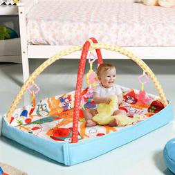 3 In 1 Multifunctional Baby Infant Activity Gym Play Mat Mus