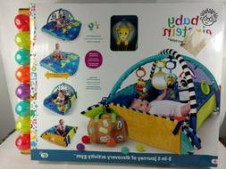 Baby Einstein 5-in-1 Journey of Discovery Activity Gym NEW