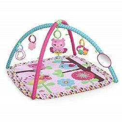 Bright Starts 52170 Charming Chirps Activity Gym, Pretty in