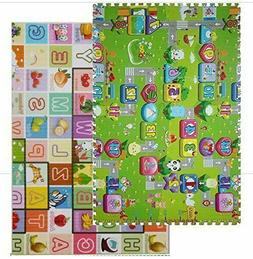 Kids Foam Play Mats Waterproof Non-Slip Baby Play Mat Puzzle