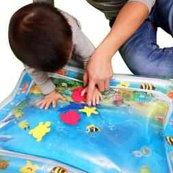 66 X50cm Baby Inflatable Water Mat Fun Activity Play Center