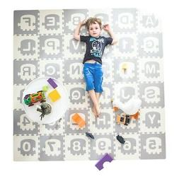 Extra Large Baby Play Mat Non-Toxic Thick Folding Foam Playm