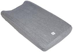 Burt's Bees Baby - Changing Pad Cover, Super Absorbent Knit