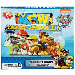 Gift Item Paw Patrol Foam Floor Puzzle by Cardinal , Multico