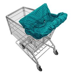 Infantino Fold Away Cart Cover, Teal