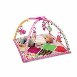 Infantino Sweet Safari Twist and Fold Activity Gym and Play