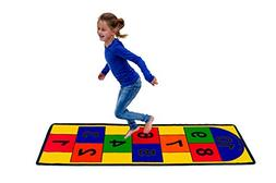 Learning Carpets Hopscotch II Play Carpet