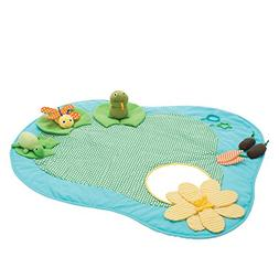 Manhattan Toy Playtime Pond Multi-Sensory Activity Playmat B