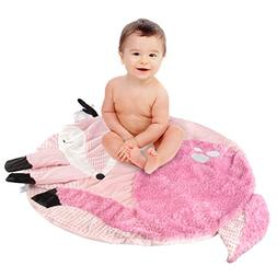 Manhattan Toy Travel + Comfort Tactile Deer Play Mat...New,