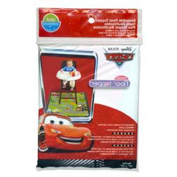 Neat Solutions Disney Cars Reusable Floor Topper for Meal an