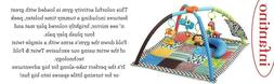Activity Gym And Play Mat For Infant Pond Pals Twist And Fol