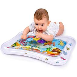 Adorable Tummy Time Mat for Infants | Colorful & Fun Inflata