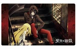 Angels of Death B Issac & Rachel Card Game Character Rubber