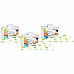 Munchkin Arm Hammer Disposable Changing Pad - 30 Pack