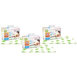 Munchkin Arm and Hammer Disposable Changing Pad 30 Pack NEW