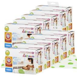 Munchkin Arm & Hammer Disposable Changing Pads, Value Pack o