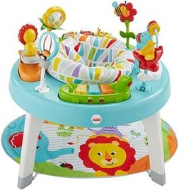 Baby Activity Play Center 3 in 1 Sit to Stand Jungle Play Ma