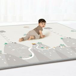 Baby Care Play Mat Haute Collection Non-Slip Waterproof Larg