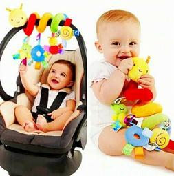 Taggies Baby Children Crib Stroller Playmat Rattle Squeaky C