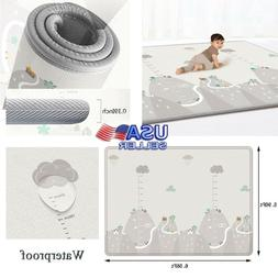 baby crawling baby gyms and play mats