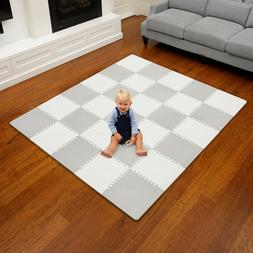 Baby Foam Play Mat - Kids Playmat for Babies and Toddlers SE