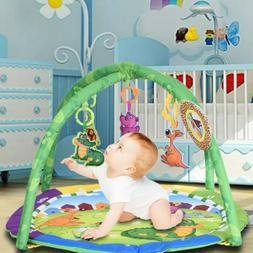 Baby Gym Play Mat Toys Soft Lay Play Infant Activity Fitness