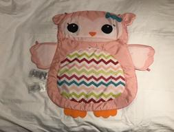 Baby Infant Activity Play Mat Owl