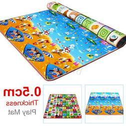 Baby Kids Play Mat Foam Floor Child Activity Soft Toy Crawl