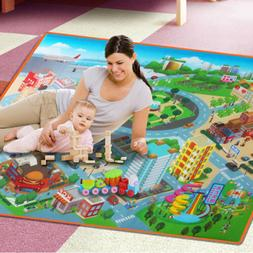 Baby Kids Play Mat Foam Floor Child Activity Soft Toy Gym Cr