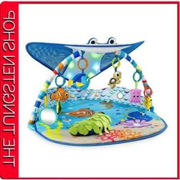 Baby Ocean Activity Lights GYM MR RAY Nemo Finding Music Pla