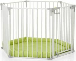 Hauck Baby Park Playpen Safety/Fireplace Lock/Barrier Playma