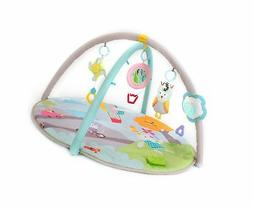 Taf Toys Baby Play Gym | Thickly Padded Soft Play Mat, Porta