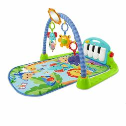 Baby Play Mat Fisher-Price BMH49 Kick and Play Piano Gym New