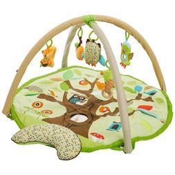 Baby Play Mat Gym Activity Portable Center Active Learning P
