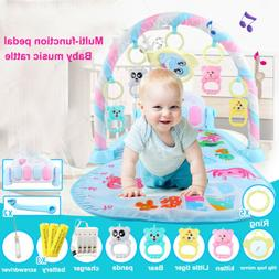 Baby Play Mat  Kick and Piano Gym Play Mat Activity Gym for