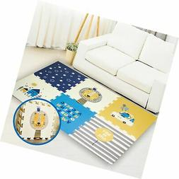 Baby Play mat Kid's Puzzle Exercise Play mats for Infants wi