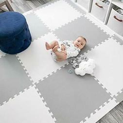 Baby Play Mat Tiles Extra Large Thick Foam Floor Puzzle Mat