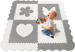 Baby Play Mat Tiles Non Toxic Foam Puzzle Floor  Protective