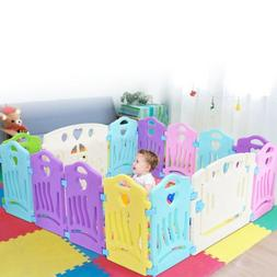 Baby Playpen Kids Safety Play Activity Center Yard Home Indo