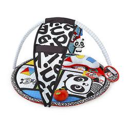 Baby Portable Play Mat Bold New World High Contrast Playmat