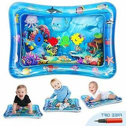 POWOBEST Baby Tummy Time Water Play Mat for Girl Boy