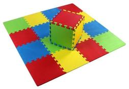 Balance From Kid's Puzzle Exercise Play Mat with EVA Tiles I