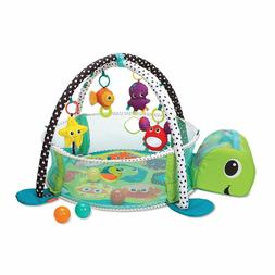 Ball pit and Activity Gym Grow with me Infant Baby Toddler P