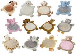 Best Ever Baby Infant Cuddle Buddy Plush Play Mat Floor Rug