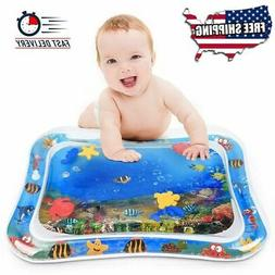 Best Tummy Time Water Play Mat For Kids N Baby Toy Activity
