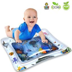 Best Tummy Time Water Play Mat for Kids n Baby Large  sea to